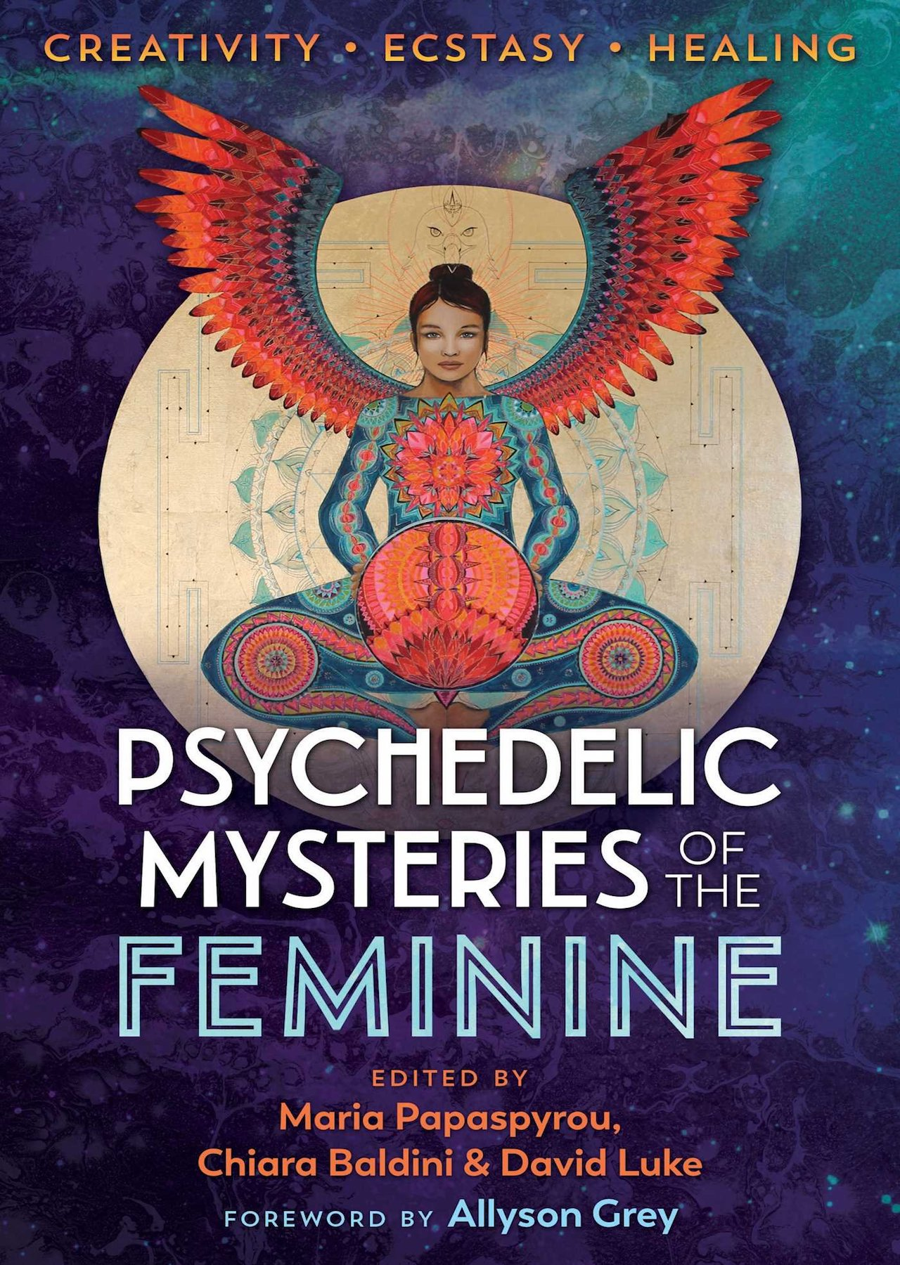 Psychedelic Mysteries of the Feminine Book Cover